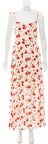 Reformation Sleeveless Floral Maxi Dress w/ Tags