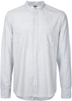 Hope 'Rick' chambray shirt - men - Cotton - 46
