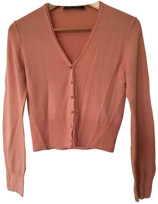 Iris von Arnim Pink Wool Knitwear