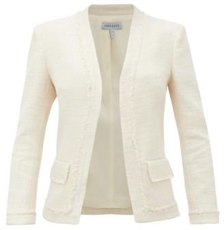 Odyssee - Marlin Cotton-blend Tweed Jacket - Womens - Ivory