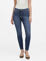 Banana Republic Curvy Mid-Rise Skinny Jean