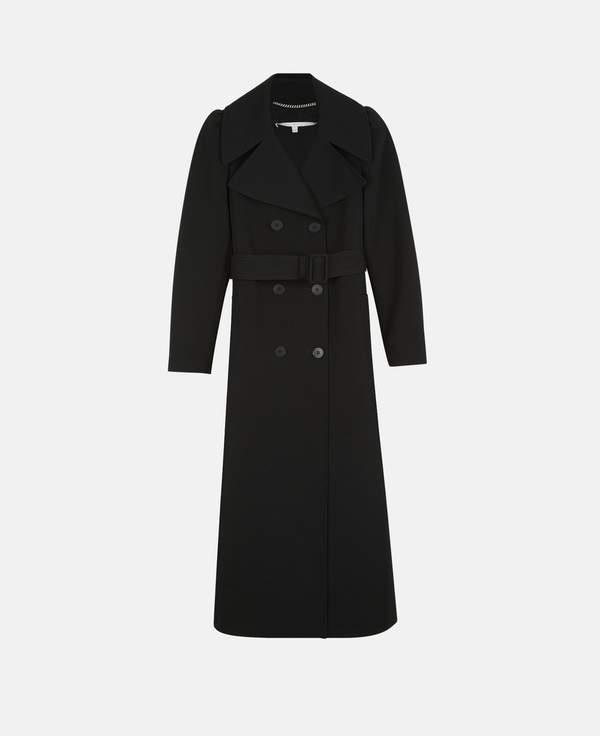 Stella McCartney Kristen Long Trench Coat