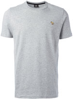 Paul Smith zebra patch T-shirt - men - Organic Cotton - L