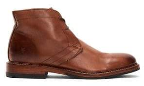 Frye Murray Leather Chukka Boots