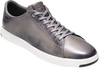 Cole Haan Men's GrandPro Leather Tennis Sneakers