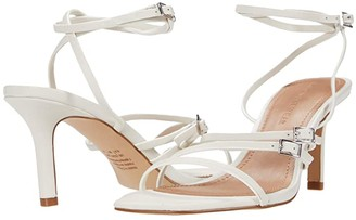 Who What Wear Everly (White) Women's Shoes