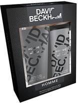 Beckham Homme Body Spray and Shower Gel by