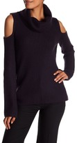 Elie Tahari Torrence Cowl Neck Cashmere Sweater