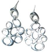 "Oscar Figueroa ""Nopalitos"" Silver Earrings"