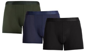 CDLP - Pack Of Three Stretch-jersey Boxer Briefs - Mens - Multi