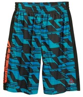 Reebok Printed Linear Short (Big Boys)