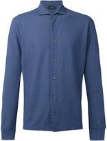Zanone knitted shirt
