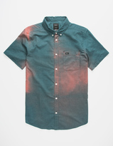 RVCA That'll Do Rinsed Mens Shirt