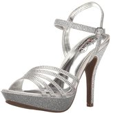 Unlisted Women's My Hour Platform Dress Sandal