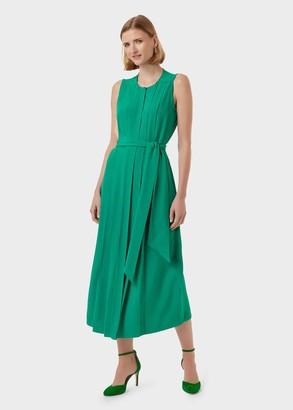 Hobbs Deanna Midi Dress