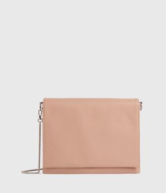 AllSaints Culford Leather Shoulder Bag