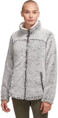 Stoic Long Pile Fleece Jacket - Women's