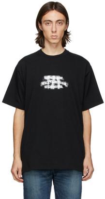 Neighborhood Black Decal C T-Shirt