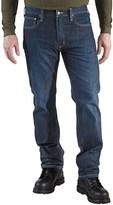 Carhartt Straight-Fit Denim Jeans - Straight Leg (For Men)