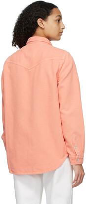 Won Hundred Pink Corduroy Pernilla Shirt