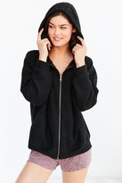 Out From Under Cozy Oversized Zip-Up Sweatshirt