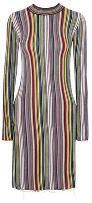 Marques Almeida Knee-length dress