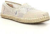 Toms Seasonal Alpargata Shoes