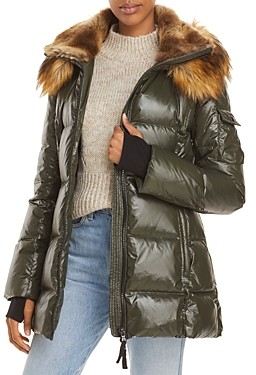 Aqua Luxe Gramercy Hooded Puffer Jacket - 100% Exclusive