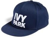 Ivy Park Women's Logo Baseball Cap - Blue