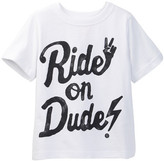 Joe Fresh Graphic Tee (Toddler & Little Boys)