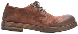 Marsèll Faded Derby Shoes