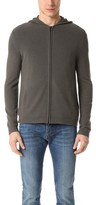 Theory Aires Kamero Cashmere Zip Hoodie