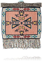 Valentino WOMEN'S BEADED SCARAB CLUTCH