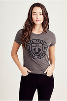 True Religion Caviar Logo Womens Tee