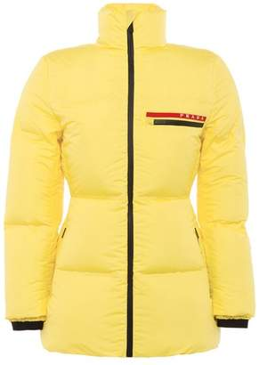 Prada Lr-Hx015 Technical Nylon Jacket