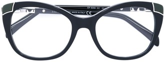 Emilio Pucci Cat-Eye Glasses