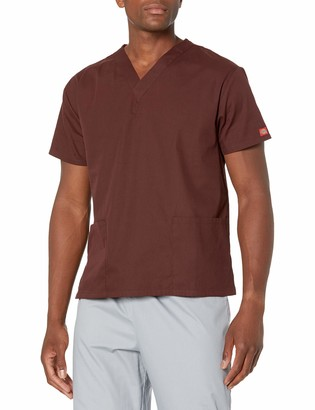 Dickies Unisex-Adult's V-Neck Top
