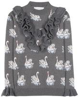 Stella McCartney Knitted Virgin Wool Sweater