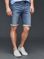 "Gap STRETCH 1969 slim fit denim shorts (10"")"