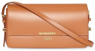 Burberry Mini Leather Grace Bag