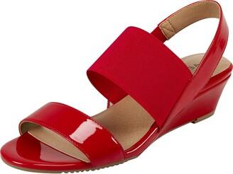 Aerosoles womens Alma Wedge Sandal
