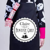 Able Labels Personalised Christmas Dinner Apron