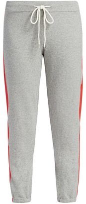 Monrow Neon Stripe Sweatpants