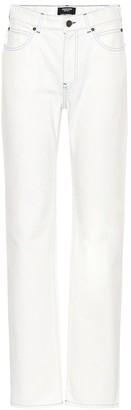 Calvin Klein Sandra Brant cotton jeans