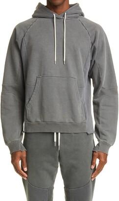 John Elliott Seneca French Terry Hooded Sweatshirt