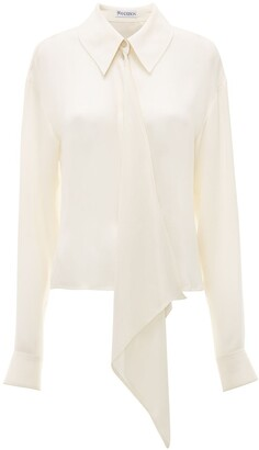 J.W.Anderson Draped Front Blouse