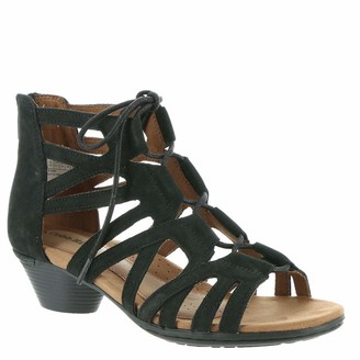 Cobb Hill Women's Adjustable Strap Heeled Sandal