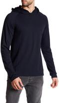 Vince Long Sleeve Hooded Sweater