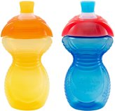 Munchkin Click Lock Bite Proof Sippy Cup - Yellow/Blue - 9 oz - 2 ct