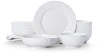 Pfaltzgraff Haisley 12-pc. Dinnerware Set